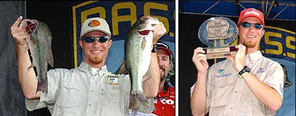 John Windham - CITGO Bassmaster Open Tournament Trail Competitor: Posted June 15,2004